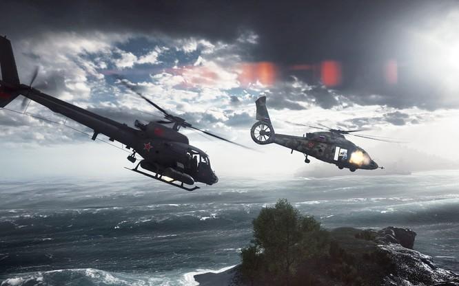 Chùm ảnh những huyền thoại công nghệ hàng không quân sự thế giới ảnh 12