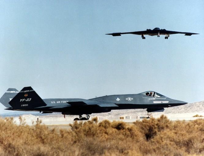 Chùm ảnh những huyền thoại công nghệ hàng không quân sự thế giới ảnh 21