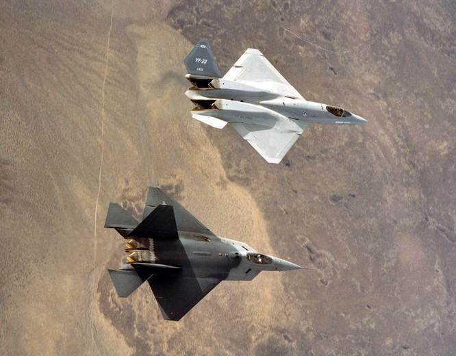 Chùm ảnh những huyền thoại công nghệ hàng không quân sự thế giới ảnh 22