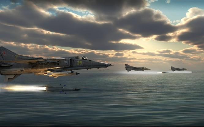 Chùm ảnh những huyền thoại công nghệ hàng không quân sự thế giới ảnh 39