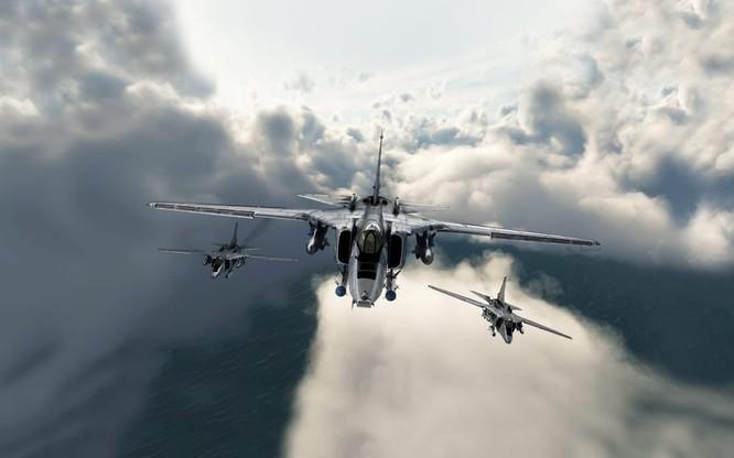 Chùm ảnh những huyền thoại công nghệ hàng không quân sự thế giới ảnh 41