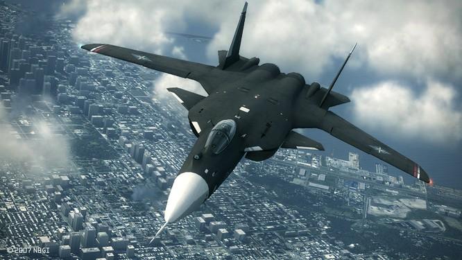 Chùm ảnh những huyền thoại công nghệ hàng không quân sự thế giới ảnh 48