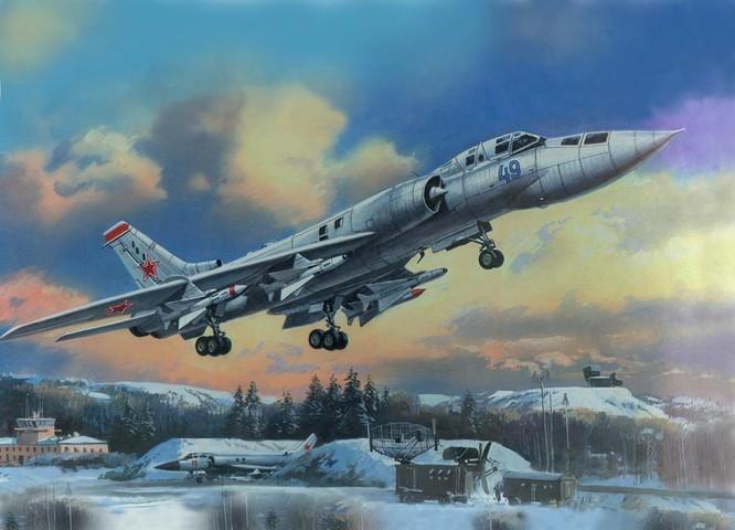 Chùm ảnh những huyền thoại công nghệ hàng không quân sự thế giới ảnh 53