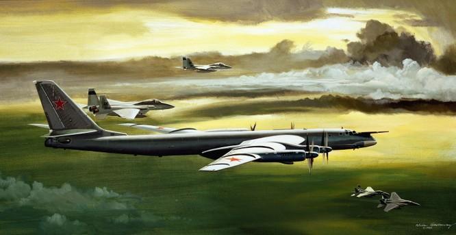 Chùm ảnh những huyền thoại công nghệ hàng không quân sự thế giới ảnh 55