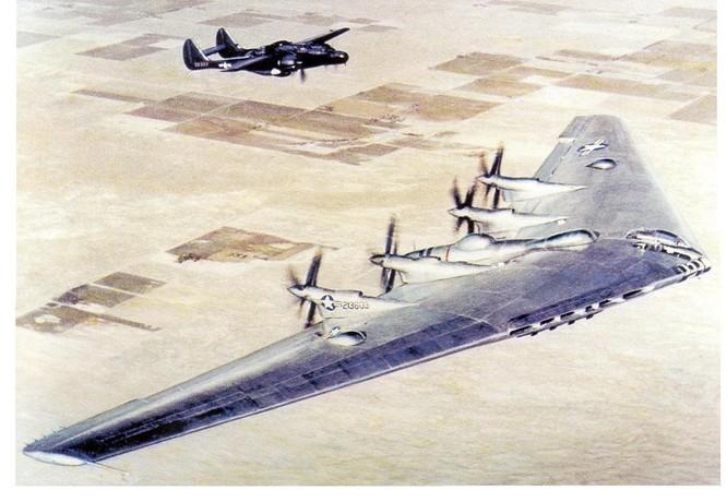 Chùm ảnh những huyền thoại công nghệ hàng không quân sự thế giới ảnh 57