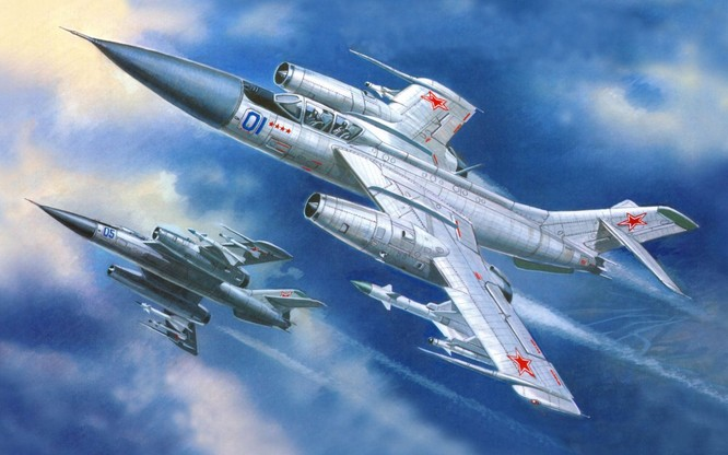 Chùm ảnh những huyền thoại công nghệ hàng không quân sự thế giới ảnh 58