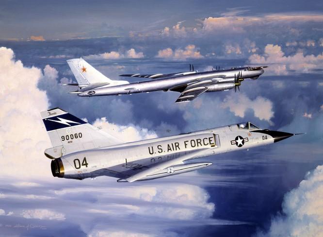 Chùm ảnh những huyền thoại công nghệ hàng không quân sự thế giới ảnh 64