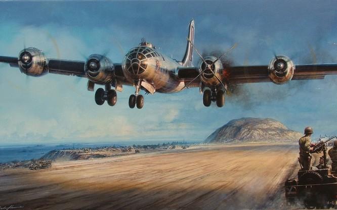 Chùm ảnh những huyền thoại công nghệ hàng không quân sự thế giới ảnh 76