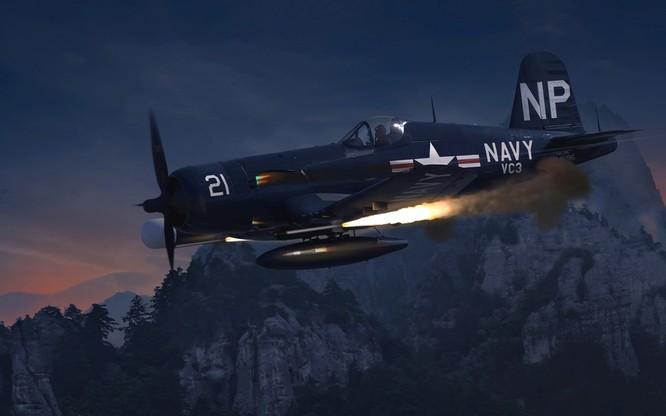 Chùm ảnh những huyền thoại công nghệ hàng không quân sự thế giới ảnh 79
