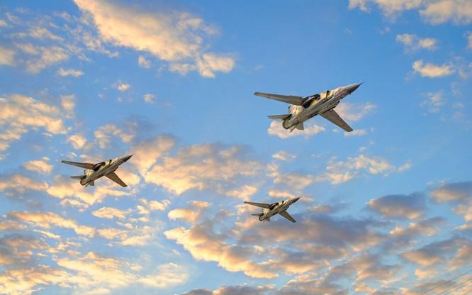 Chùm ảnh những huyền thoại công nghệ hàng không quân sự thế giới ảnh 86