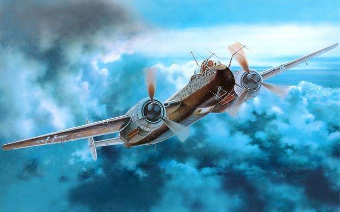 Chùm ảnh những huyền thoại công nghệ hàng không quân sự thế giới ảnh 93