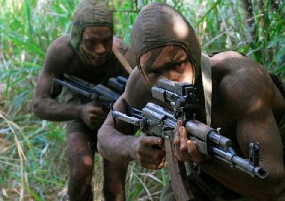 Đặc công Tây Bán cầu - Lực lượng đặc nhiệm Ó đen Cuba ảnh 6