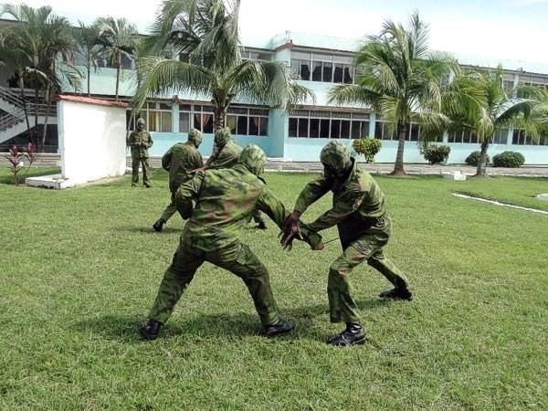 Đặc công Tây Bán cầu - Lực lượng đặc nhiệm Ó đen Cuba ảnh 10