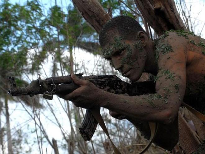 Đặc công Tây Bán cầu - Lực lượng đặc nhiệm Ó đen Cuba ảnh 5