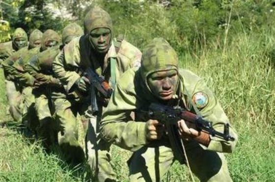 Đặc công Tây Bán cầu - Lực lượng đặc nhiệm Ó đen Cuba ảnh 3