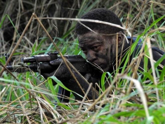 Đặc công Tây Bán cầu - Lực lượng đặc nhiệm Ó đen Cuba ảnh 8