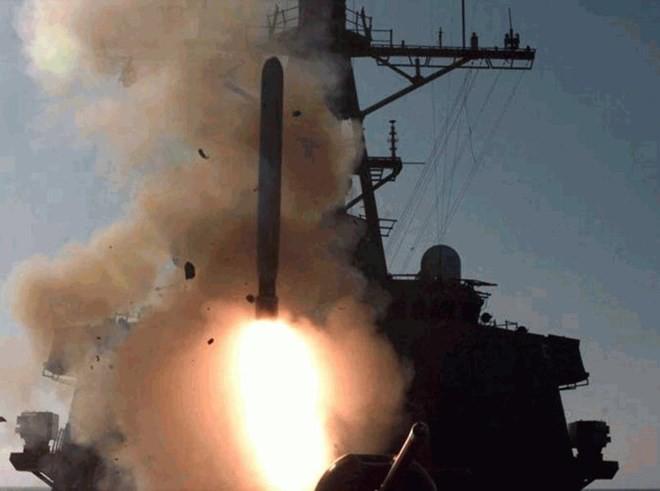 Khám phá tên lửa hành trình nổi tiếng Tomahawk (P1) ảnh 1