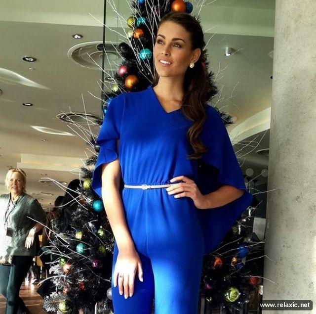 Chủ nhân vương miện Hoa hậu Thế giới 2014 qua ảnh ảnh 36