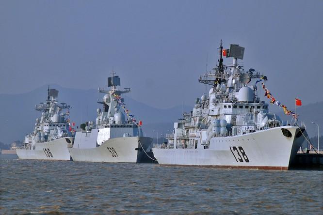 Tham vọng thống trị đại dương của hải quân Trung Quốc ảnh 3