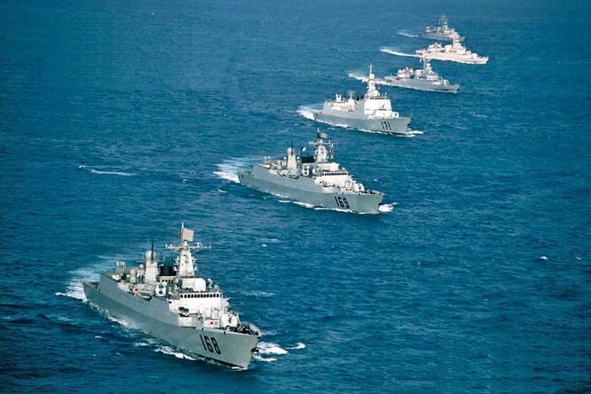 Tham vọng thống trị đại dương của hải quân Trung Quốc ảnh 4