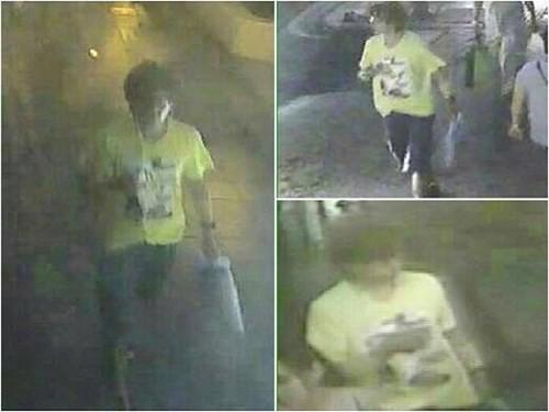 Thái Lan công bố hình ảnh phác họa nghi phạm vụ đánh bom ảnh 1