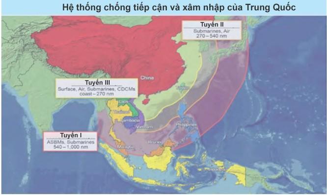 Tham vọng thống trị đại dương của hải quân Trung Quốc ảnh 2