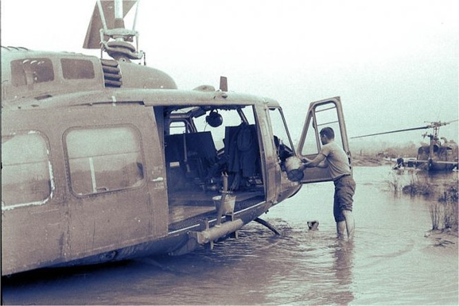 Cuộc chiến trực thăng Mỹ ở Việt Nam ảnh 13