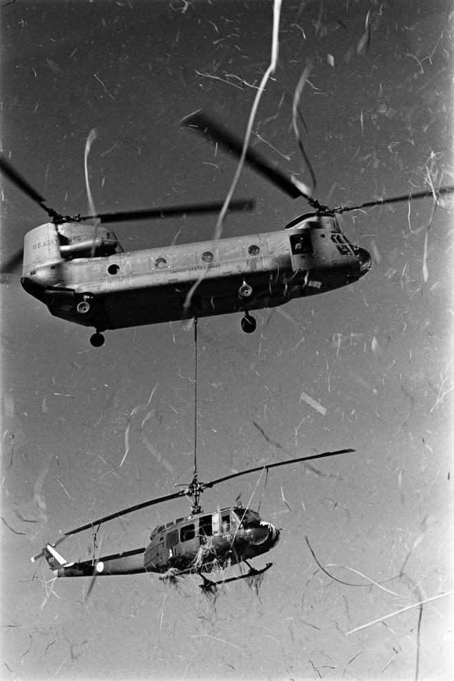 Cuộc chiến trực thăng Mỹ ở Việt Nam ảnh 14