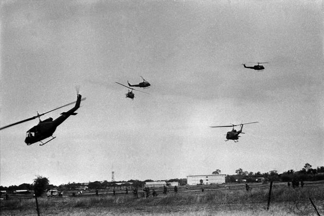 Cuộc chiến trực thăng Mỹ ở Việt Nam ảnh 15
