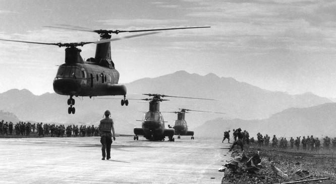 Cuộc chiến trực thăng Mỹ ở Việt Nam ảnh 19