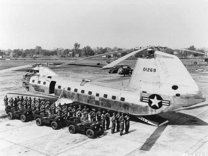 Cuộc chiến trực thăng Mỹ ở Việt Nam ảnh 2