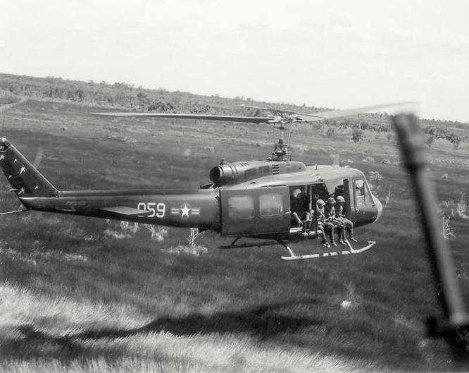 Cuộc chiến trực thăng Mỹ ở Việt Nam ảnh 4