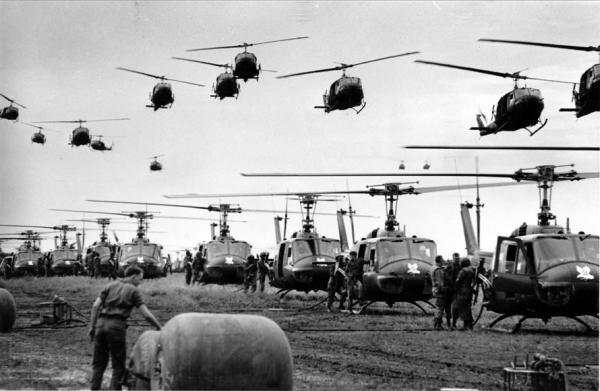 Cuộc chiến trực thăng Mỹ ở Việt Nam ảnh 7