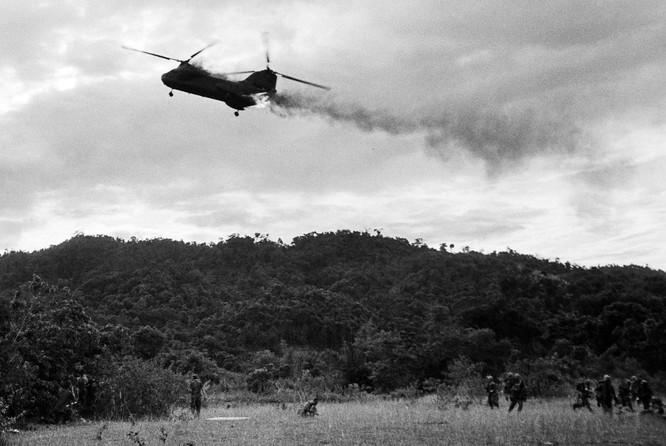 Cuộc chiến trực thăng Mỹ ở Việt Nam ảnh 27