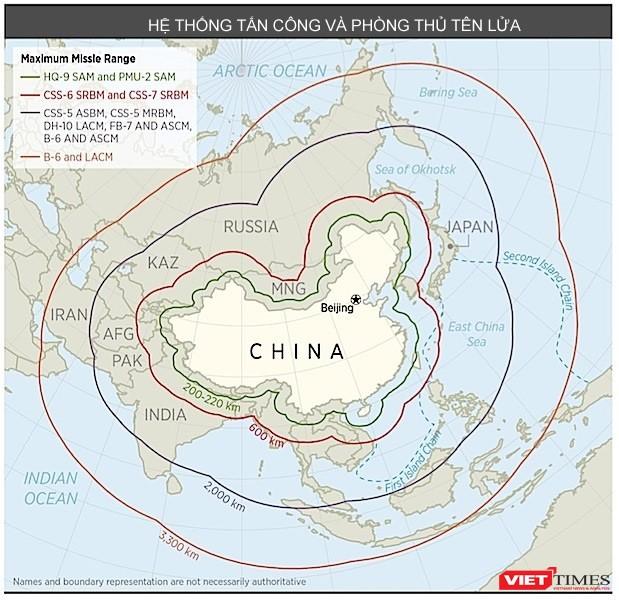 Bí mật chiến lược hải quân, lý luận hải quân và thực hành tác chiến của Trung Quốc ảnh 3