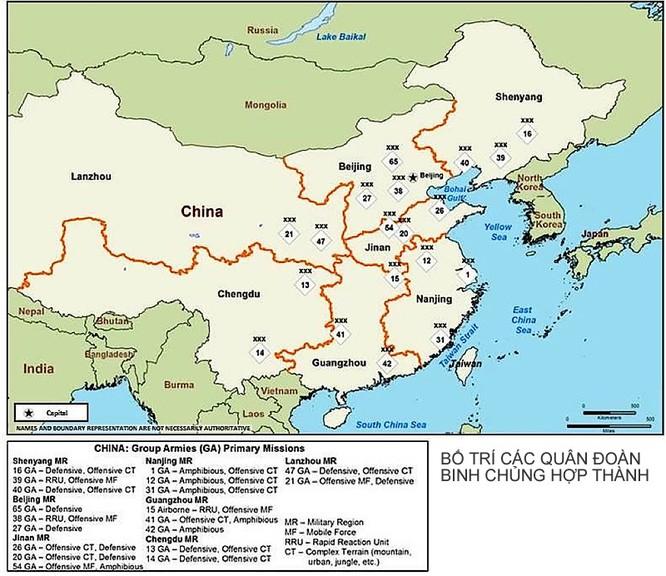 Bí mật chiến lược hải quân, lý luận hải quân và thực hành tác chiến của Trung Quốc ảnh 2