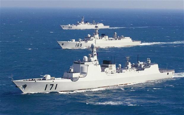 Bí mật chiến lược hải quân, lý luận hải quân và thực hành tác chiến của Trung Quốc ảnh 5