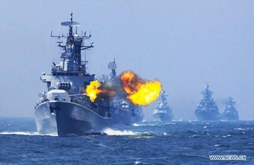 Bí mật chiến lược hải quân, lý luận hải quân và thực hành tác chiến của Trung Quốc ảnh 6