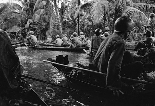 Cuộc chiến tranh Việt Nam qua ảnh của Henry Hyuet ảnh 7