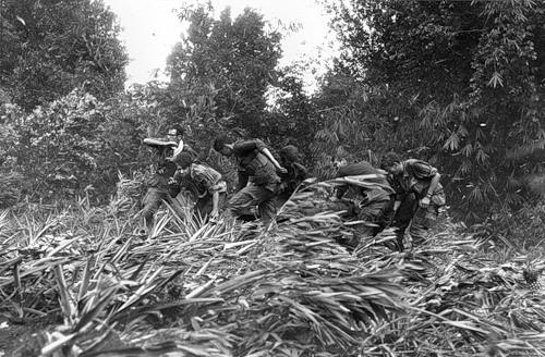 Cuộc chiến tranh Việt Nam qua ảnh của Henry Hyuet ảnh 46