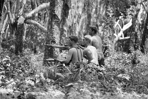 Cuộc chiến tranh Việt Nam qua ảnh của Henry Hyuet ảnh 49