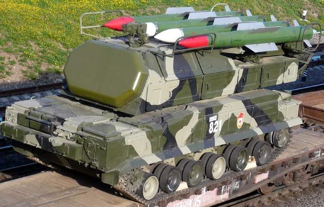 Nga sẽ có tổ hợp tên lửa mới đáng sợ hơn Buk-M3 ảnh 7