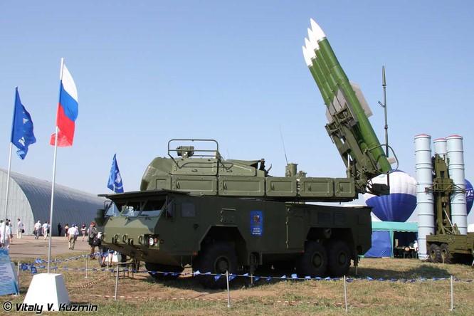 Nga sẽ có tổ hợp tên lửa mới đáng sợ hơn Buk-M3 ảnh 18