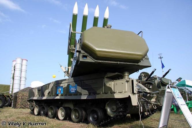 Nga sẽ có tổ hợp tên lửa mới đáng sợ hơn Buk-M3 ảnh 19