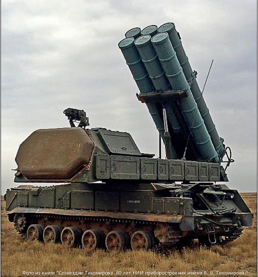 Nga sẽ có tổ hợp tên lửa mới đáng sợ hơn Buk-M3 ảnh 1