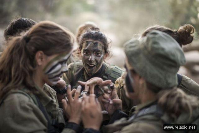 Những nữ quân nhân xinh đẹp Israel khiến giới mày râu cũng phải cúi chào ảnh 6
