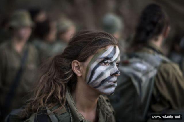 Những nữ quân nhân xinh đẹp Israel khiến giới mày râu cũng phải cúi chào ảnh 7