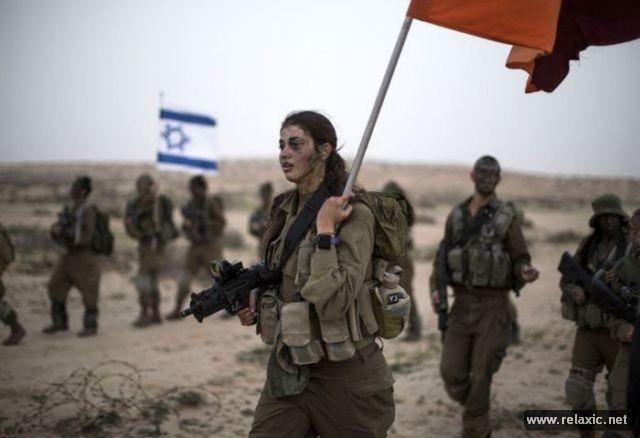 Những nữ quân nhân xinh đẹp Israel khiến giới mày râu cũng phải cúi chào ảnh 52