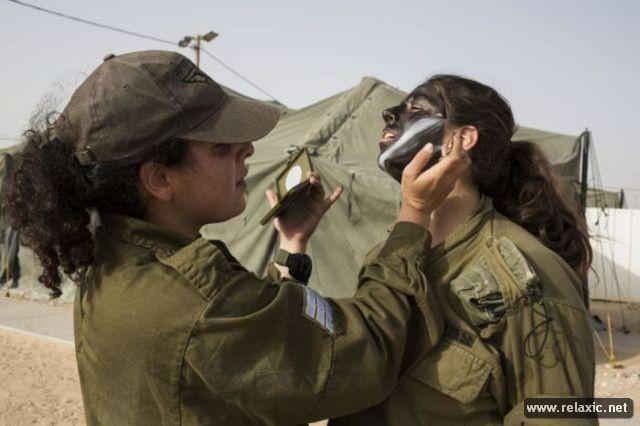 Những nữ quân nhân xinh đẹp Israel khiến giới mày râu cũng phải cúi chào ảnh 53