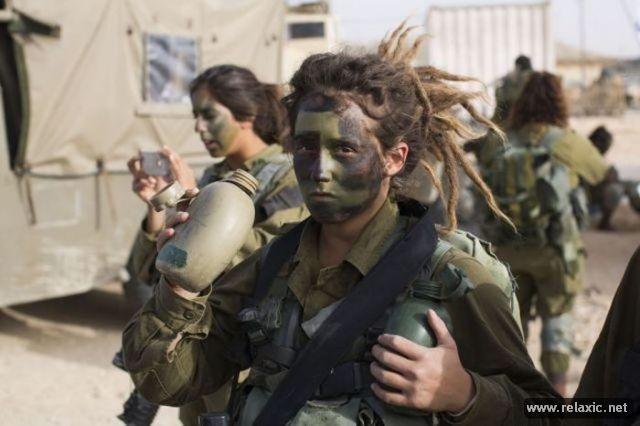 Những nữ quân nhân xinh đẹp Israel khiến giới mày râu cũng phải cúi chào ảnh 54